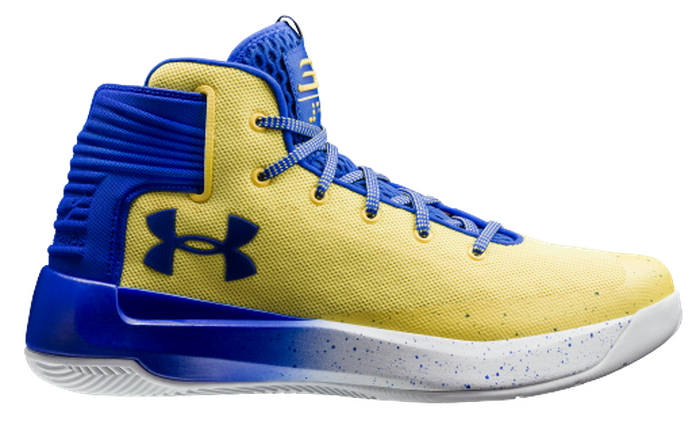 The Curry 3 Zero.