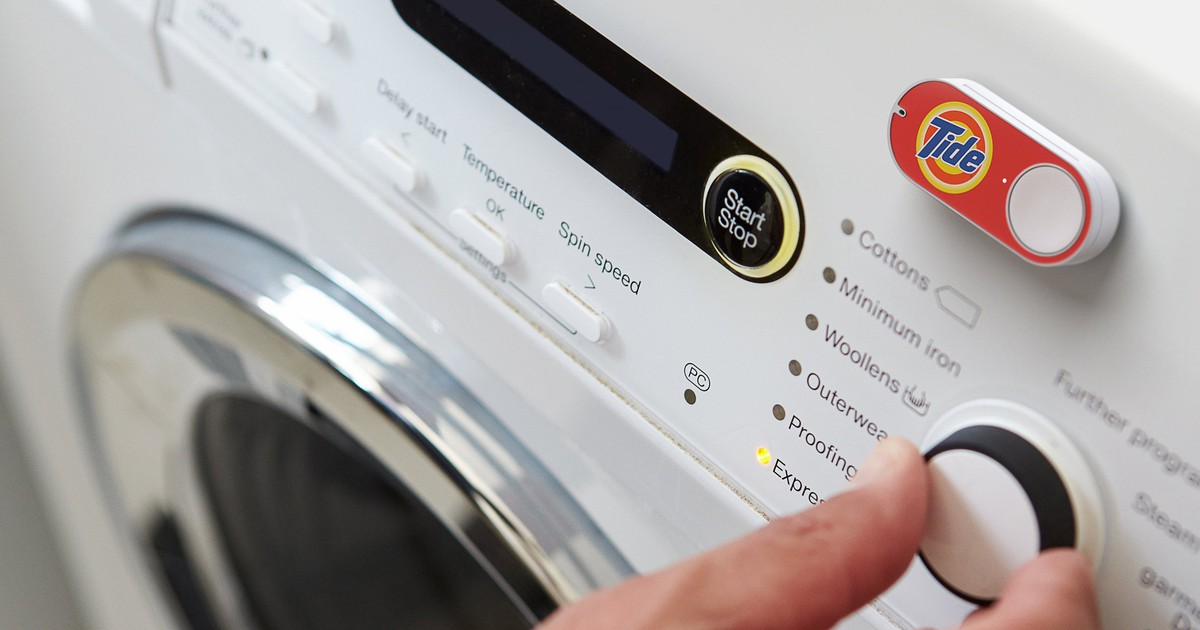 Wal-Mart Has Its Own Take on Amazon's Dash Button