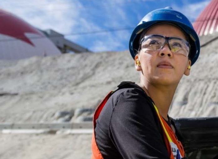 A Teck Resources Employee.