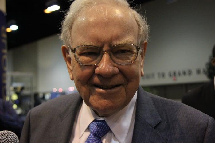 Warren Buffet, source: The Motley Fool