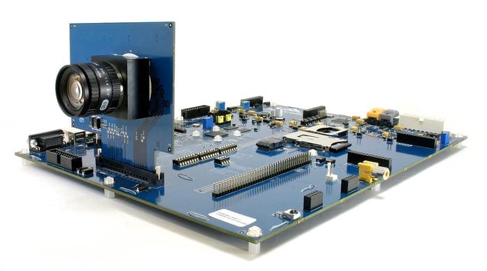 An image processing SoC from Ambarella.