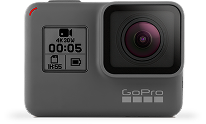 GoPro's HERO5 action camera.