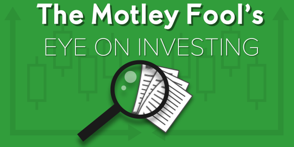 Motley Fool's Eye On Logo