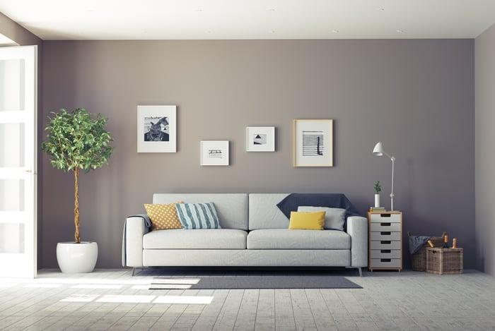 Modern furniture set