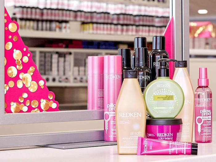 Various personal and beauty care products