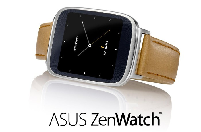 The AsusTek ZenWatch.