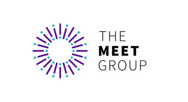 Logo of The Meet Group.