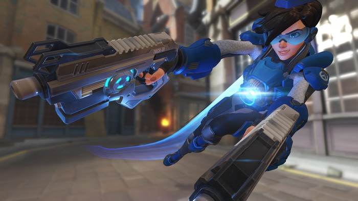 A screenshot from Activision Blizzard's Overwatch.