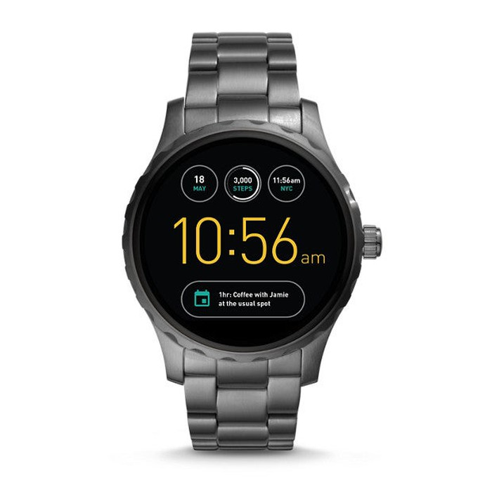 The Fossil Q Marshal smartwatch