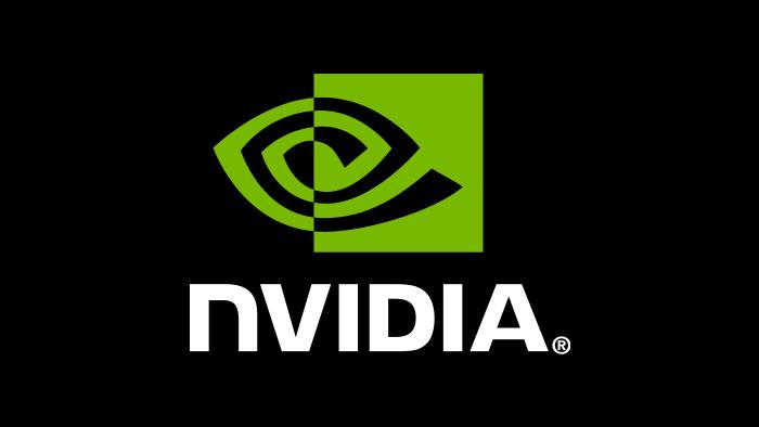 Graphic of NVIDIA's logo.