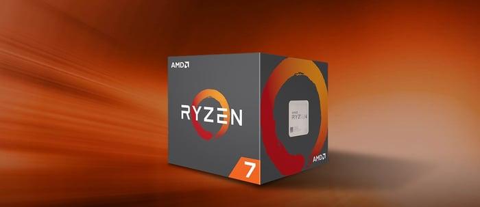 AMD Ryzen.