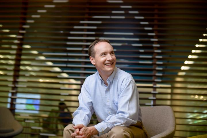 Picture of David Gardner.