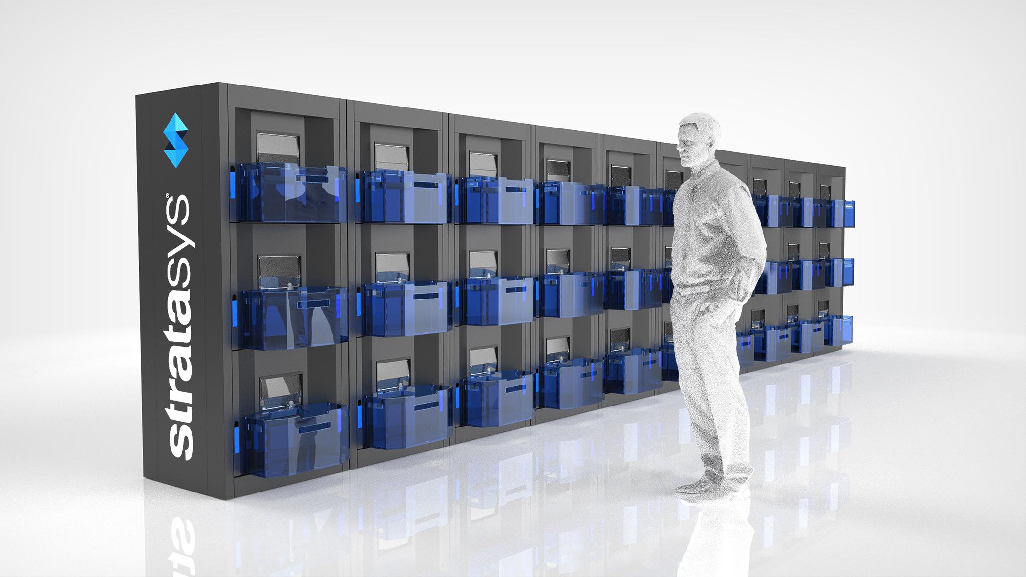 Continuous Build 3D Demonstrator.
