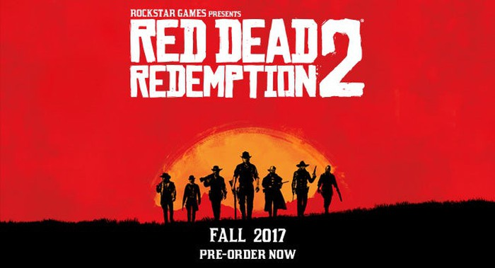 Red Dead Redemption 2 Fall 2017.