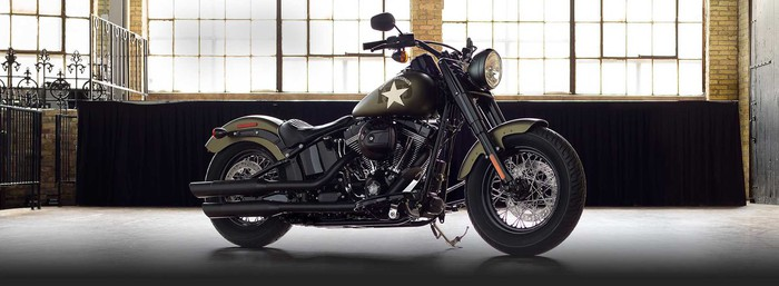 Harley-Davidson 2017 Softail Slim S