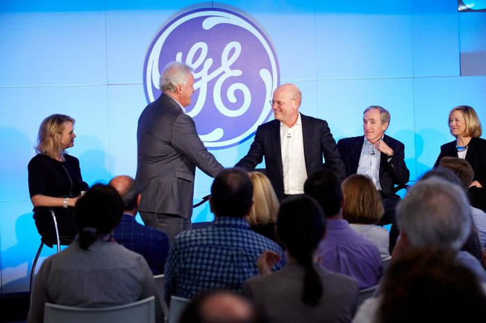John Flannery, incoming chairman and CEO of General Electric
