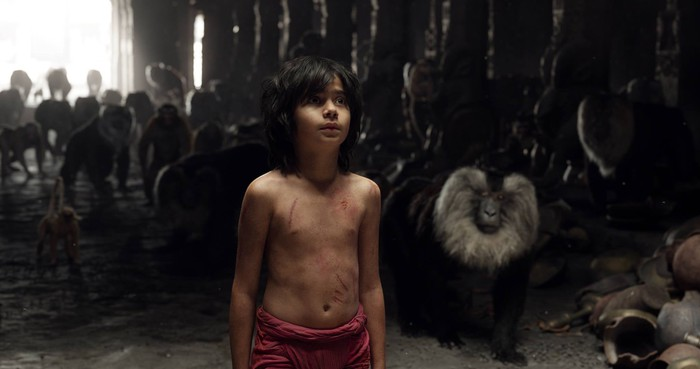 "A scene from Disney's ""The Jungle Book."""