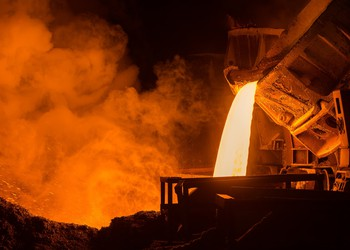 Steel Molten Foundry