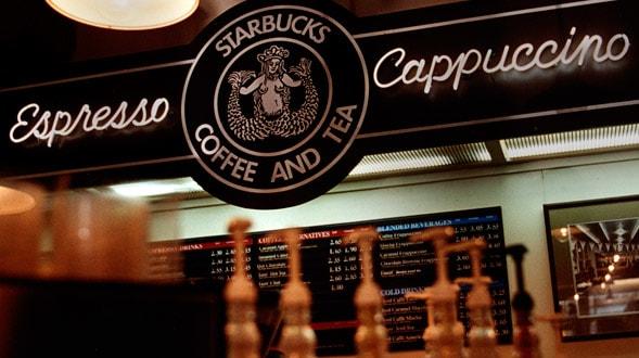 One of the original Starbucks stores