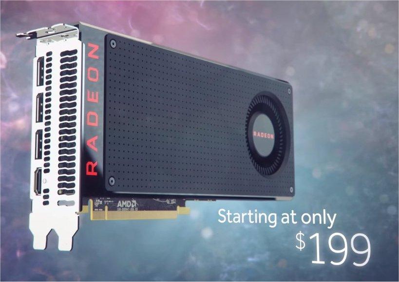 AMD's RX480 GPU.