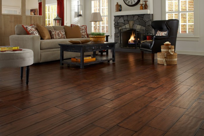 Lumber Liquidators flooring.