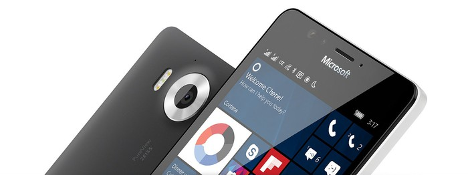 Microsoft's Windows Phone.