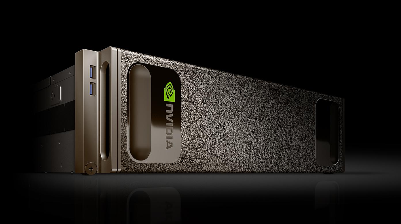 NVIDIA's DGX-1 supercomputer.