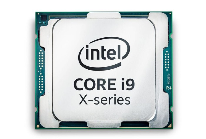 Intel's Core i9 chip.