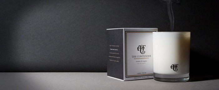 Abercrombie & Fitch candles
