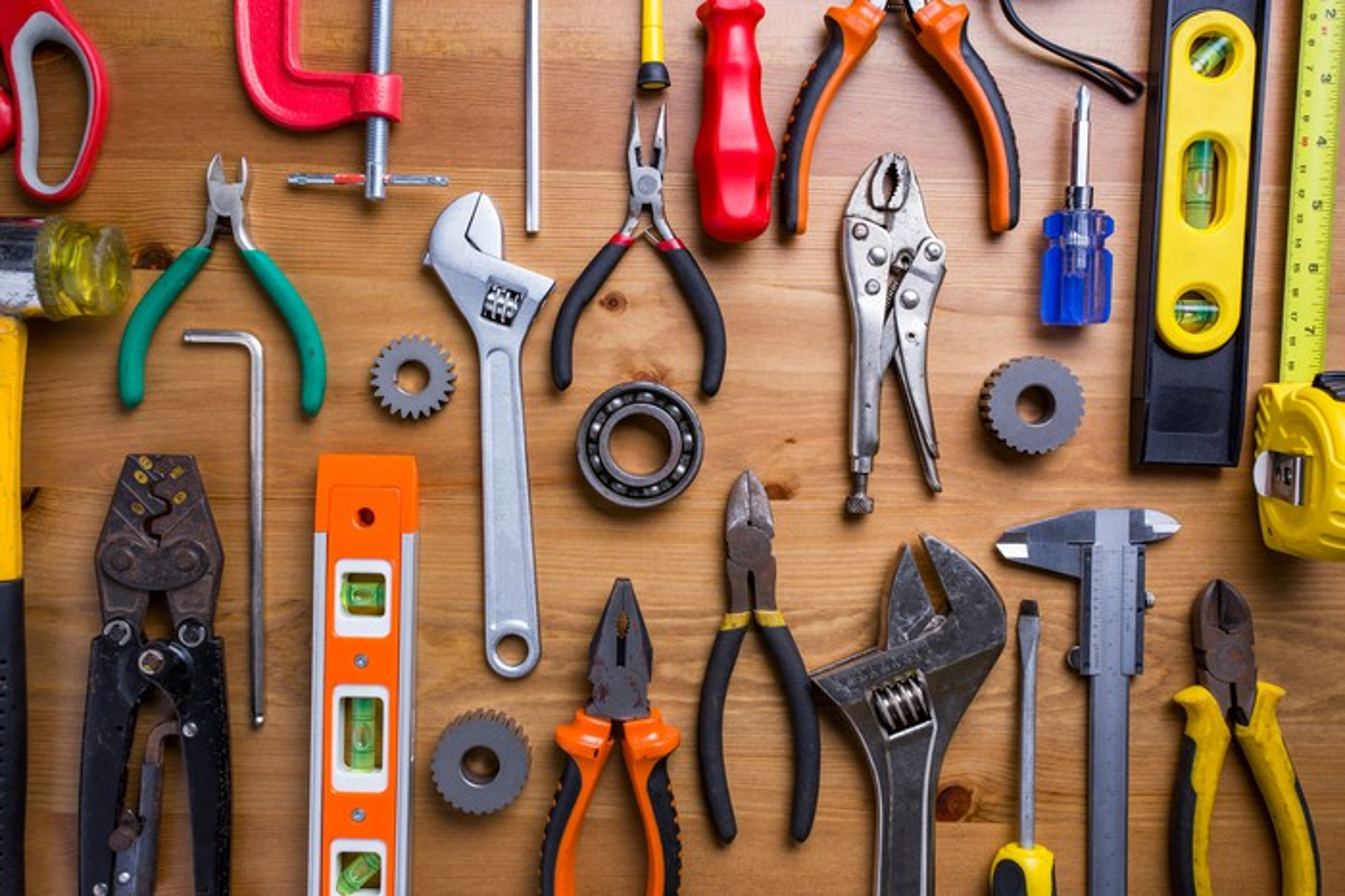 machinery tools