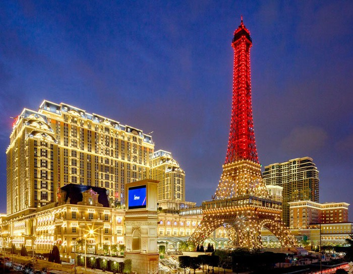 The Parisian Macao.