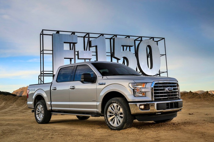 Ford's 2017 F-150
