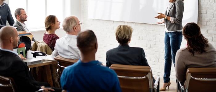 Workplace seminar