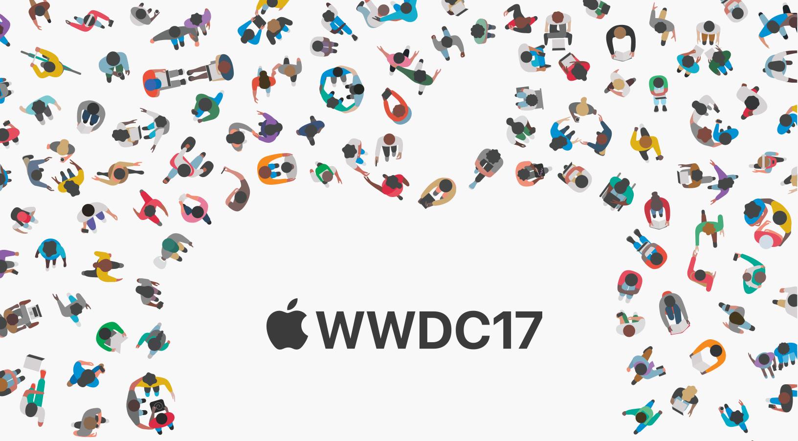 Apple 2017 WWDC art.