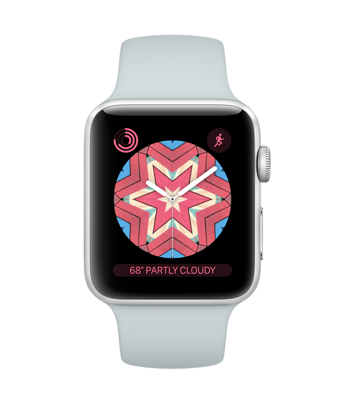 Kaleidoscope watch face
