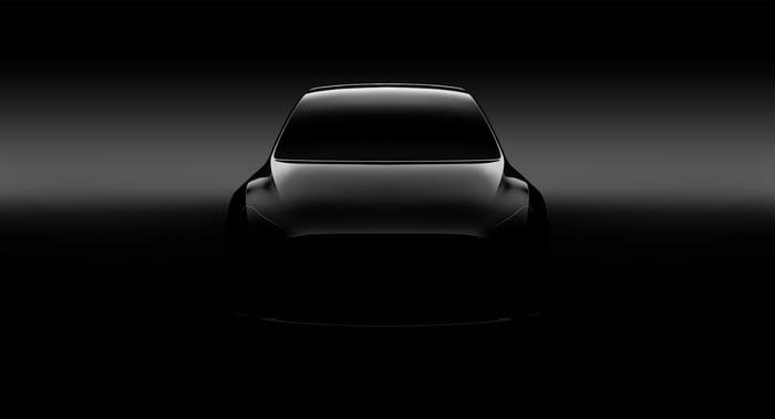 Teaser image of Model Y