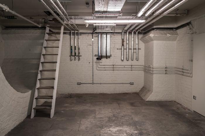 A basement