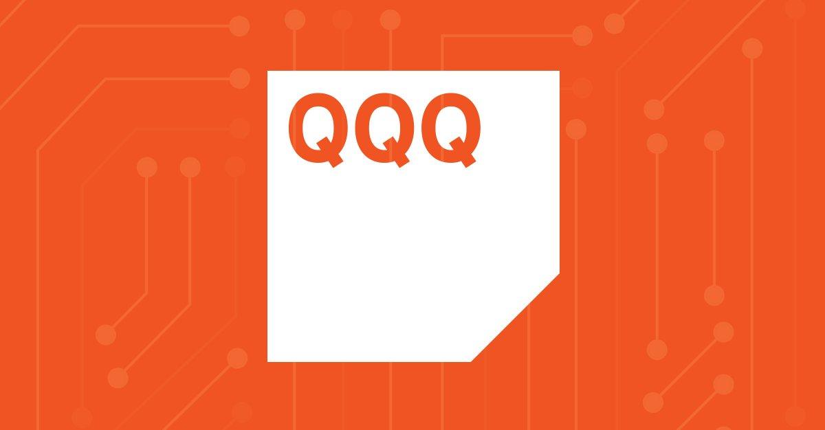 QQQ icon.