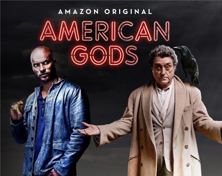 Amazon's American Gods.