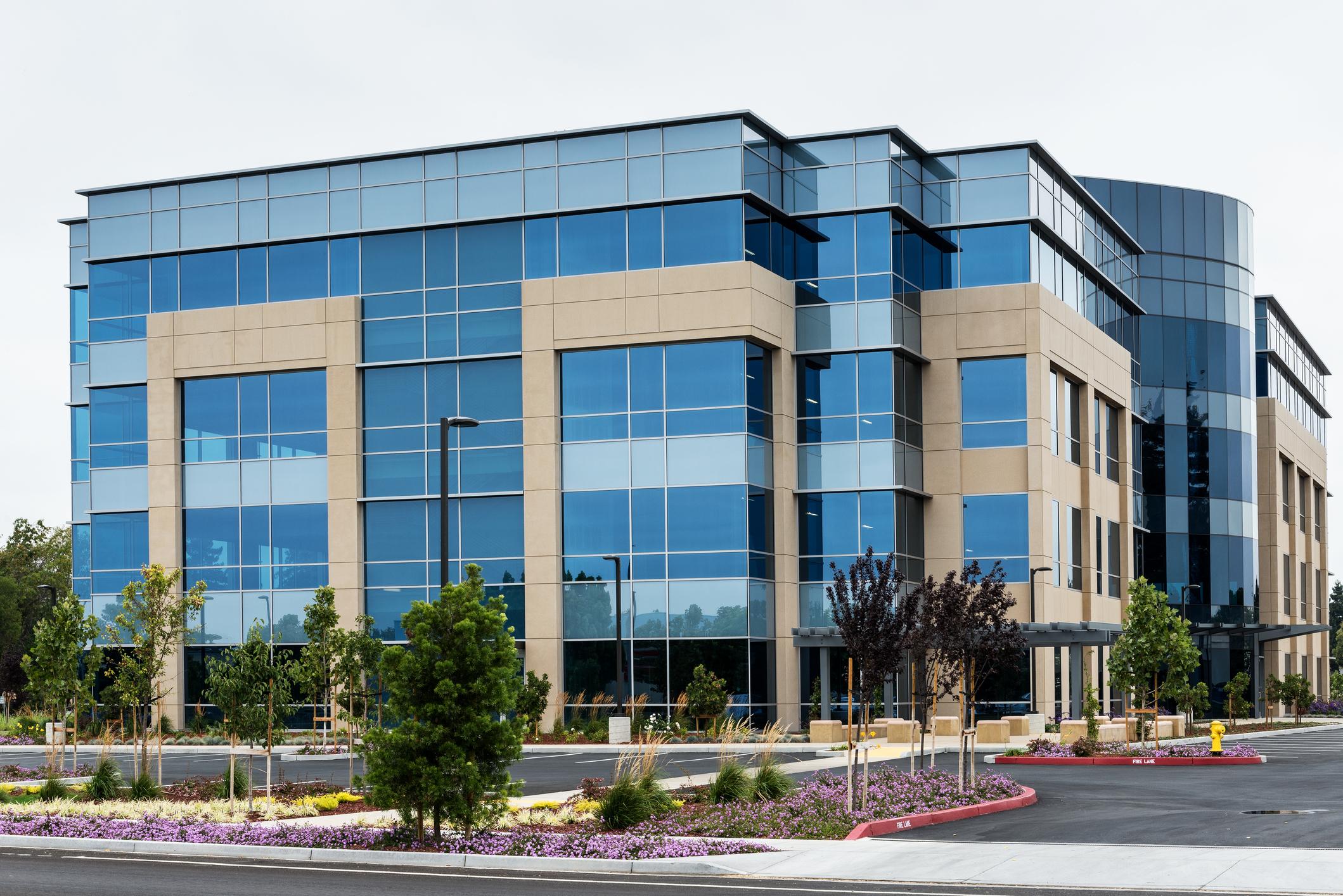Midsize office building