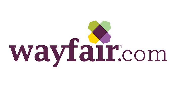 Wayfair logo.