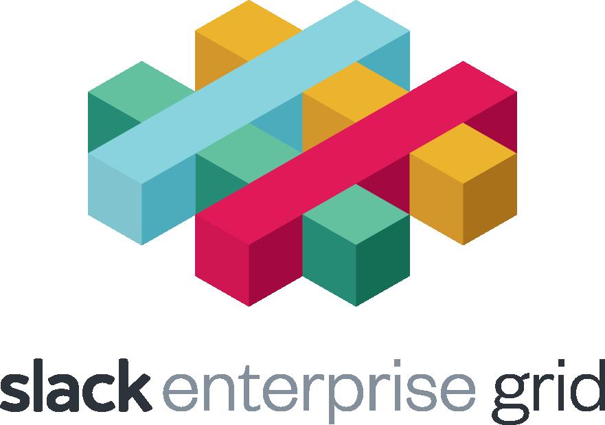 Logo for Slack Enterprise Grid