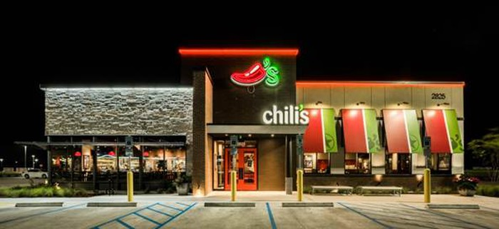 The exterior of a Chili's