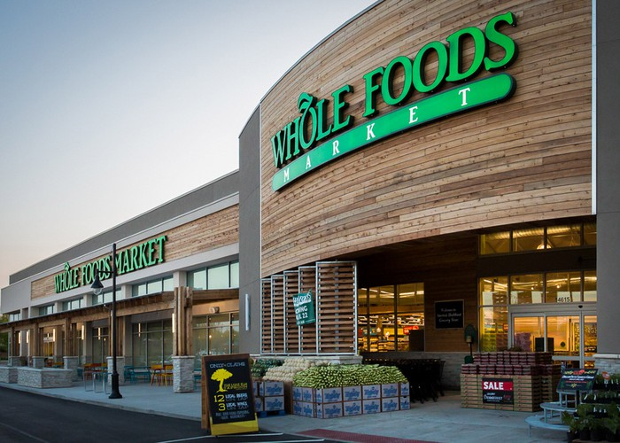 Whole Foods store