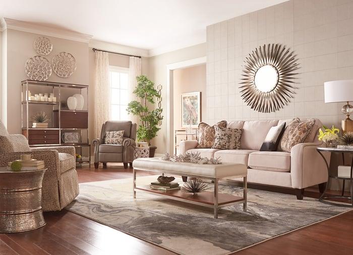 La-Z-Boy recliners and furniture sets.
