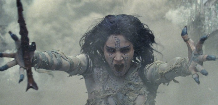 The mummy from Comcast's ill-fated summer blockbuster.