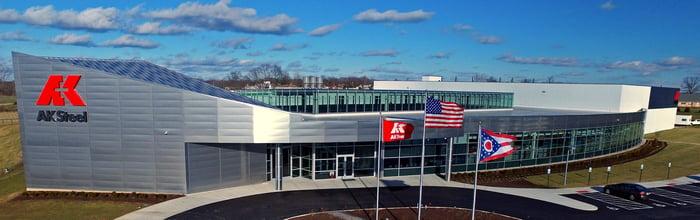 AK Steel headquarters.