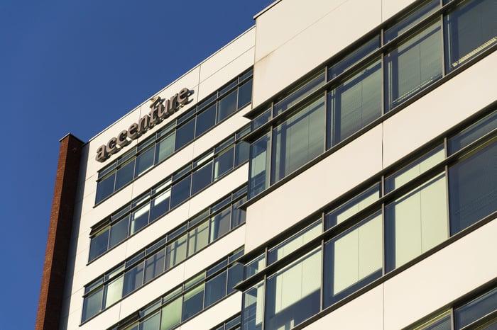 Accenture building