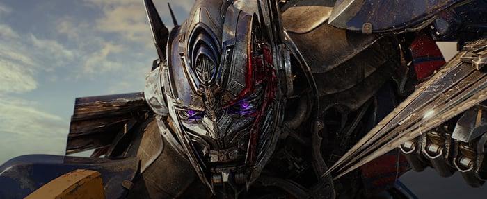 A Transformers 5 Decepticon.