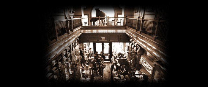 Nat Sherman store